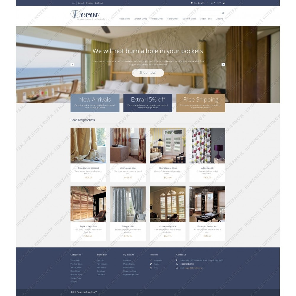 theme - Kultura & Sztuka - Responsive Decor Store - 5