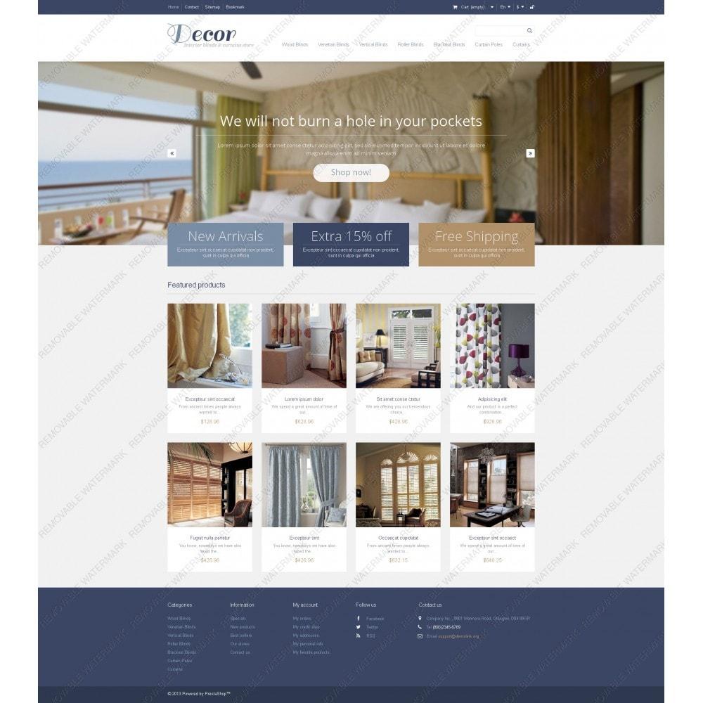 theme - Arte & Cultura - Responsive Decor Store - 5