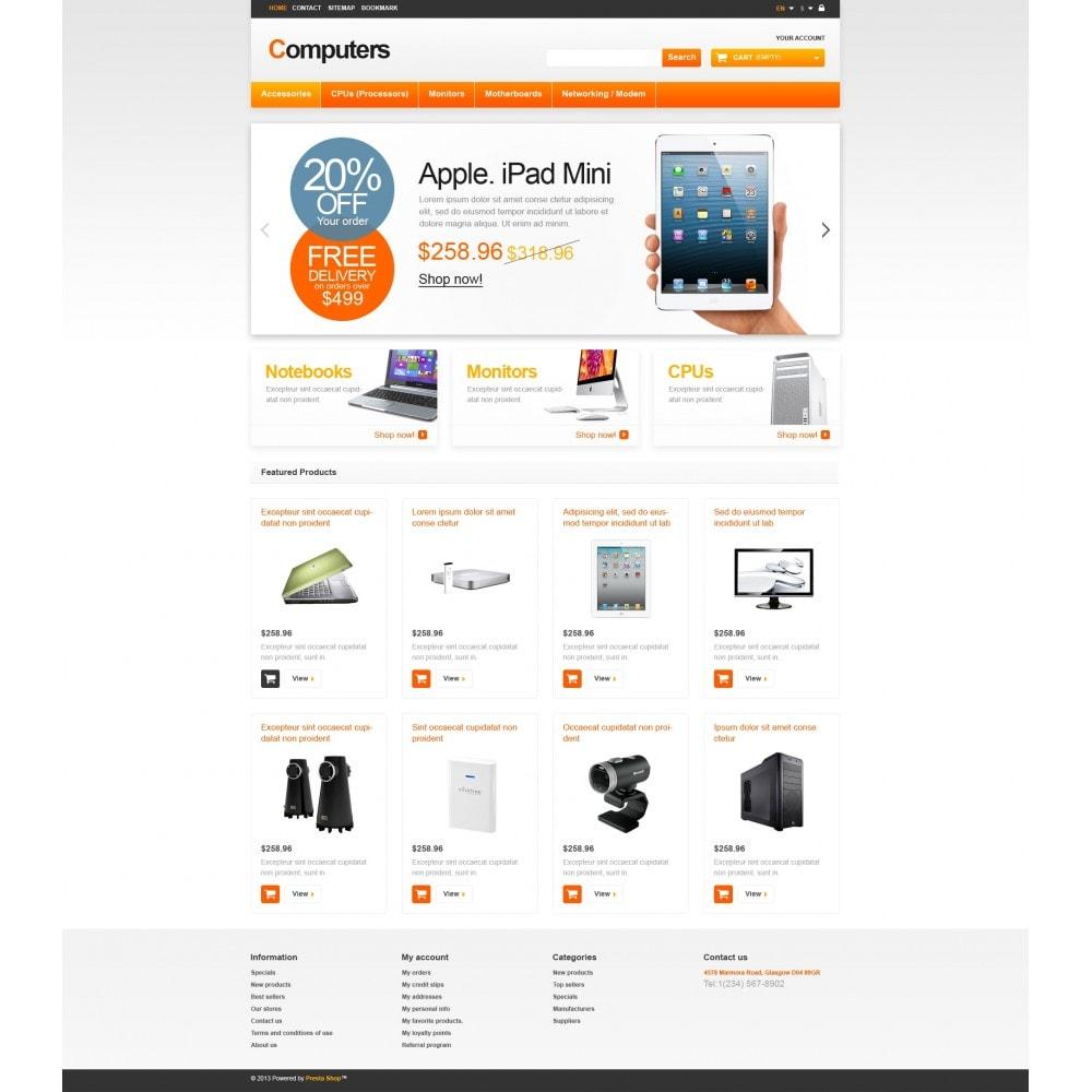 theme - Elektronik & High Tech - Responsive Computers Store - 4