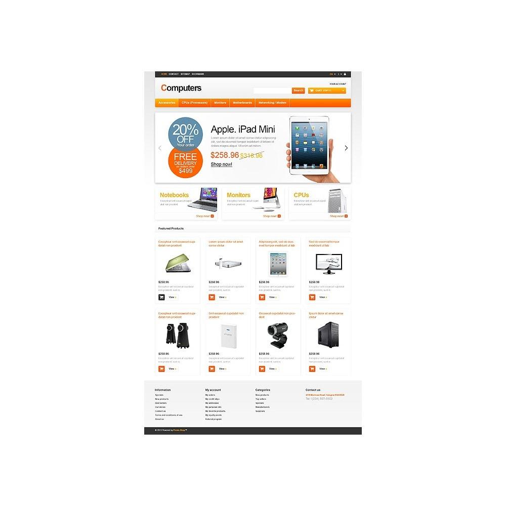 theme - Elektronik & High Tech - Responsive Computers Store - 10