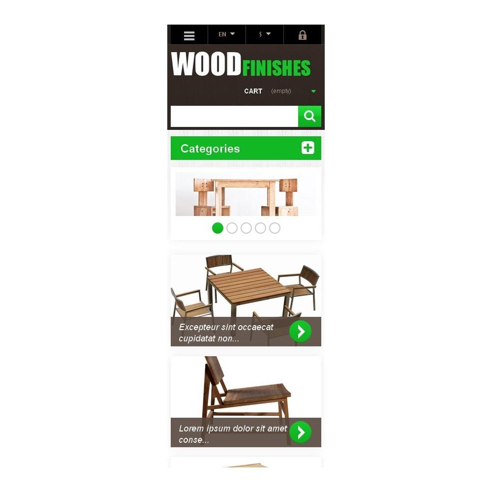 theme - Искусство и Культура - Wood Finishes - 9