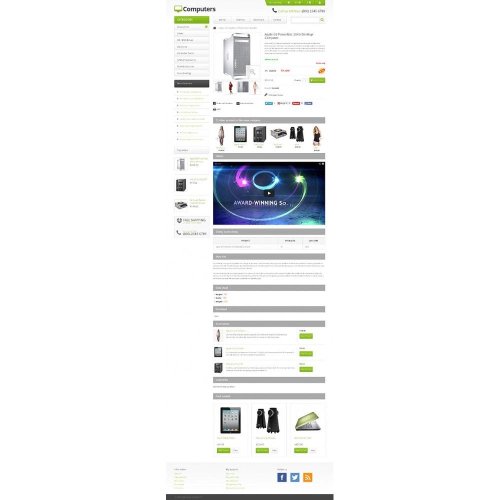 theme - Electrónica e High Tech - Responsive Computers Store - 6