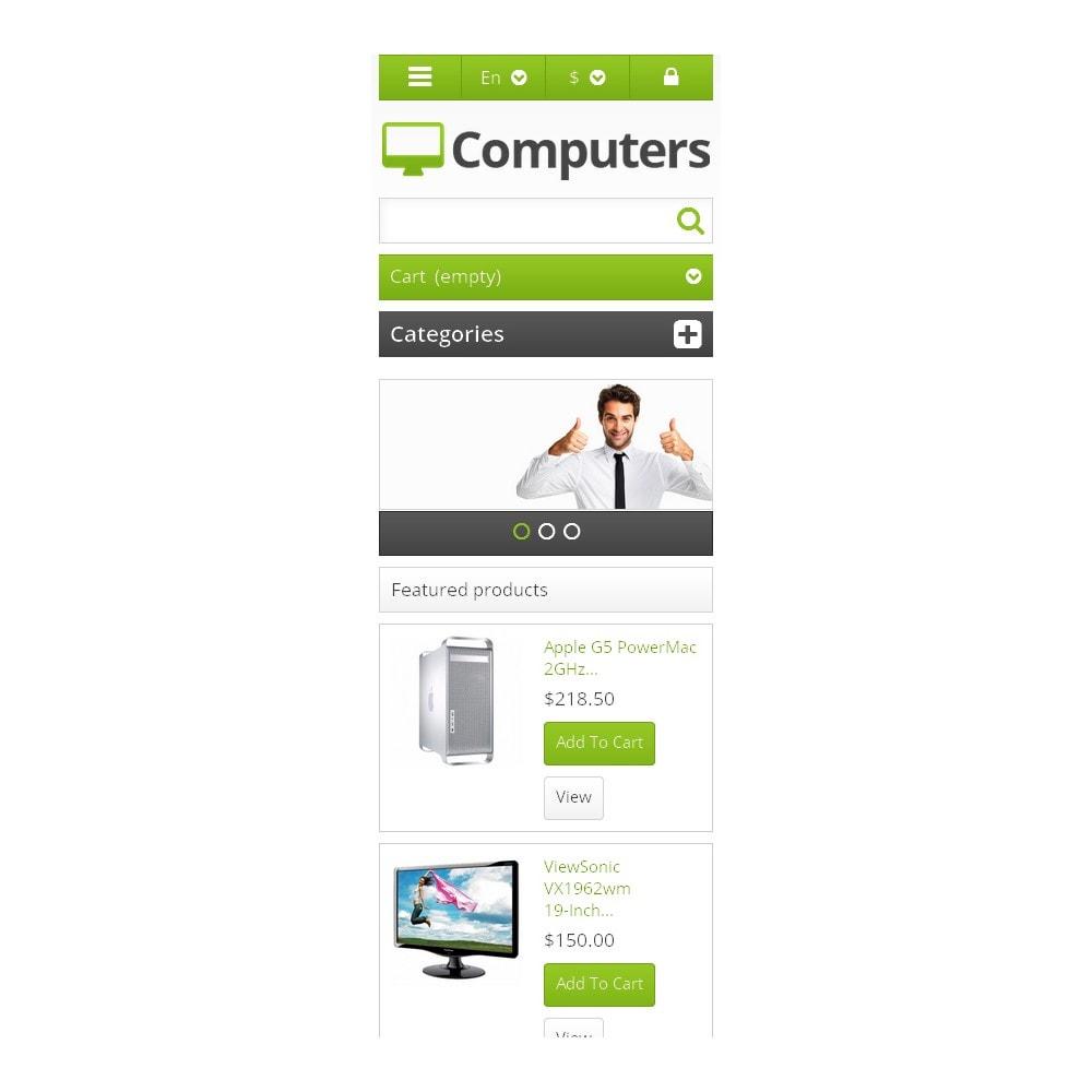 theme - Electrónica e High Tech - Responsive Computers Store - 9