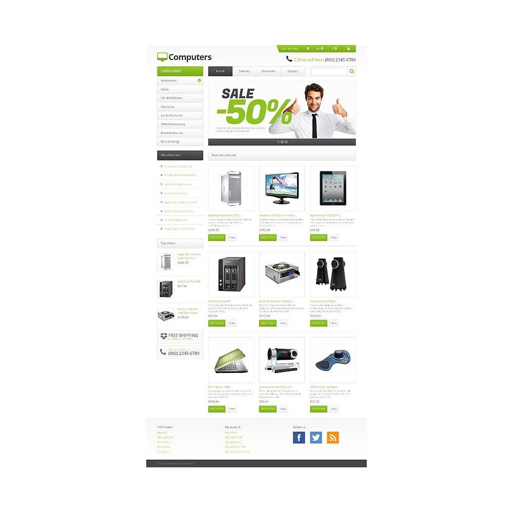 theme - Electrónica e High Tech - Responsive Computers Store - 10