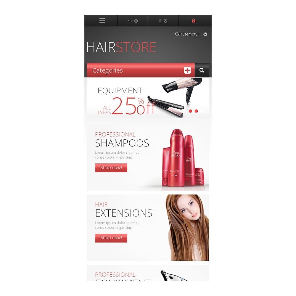 theme - Moda & Calçados - Responsive Hair Store - 8