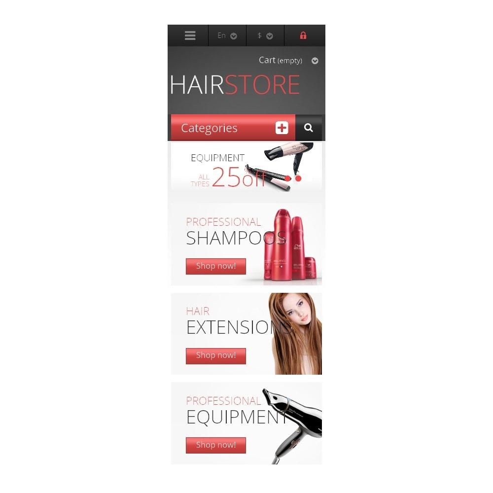 theme - Moda & Calçados - Responsive Hair Store - 9