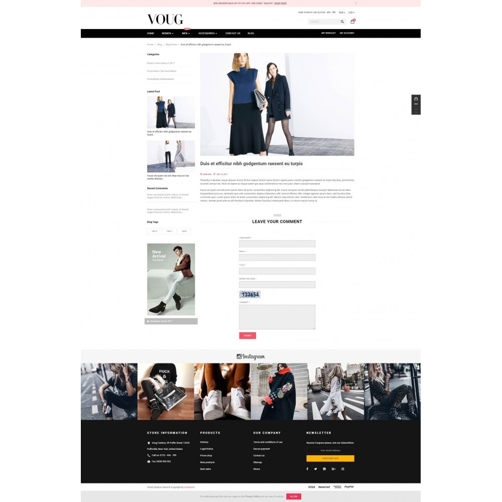 theme - Moda & Calzature - Vogue - Fashion Store - 5