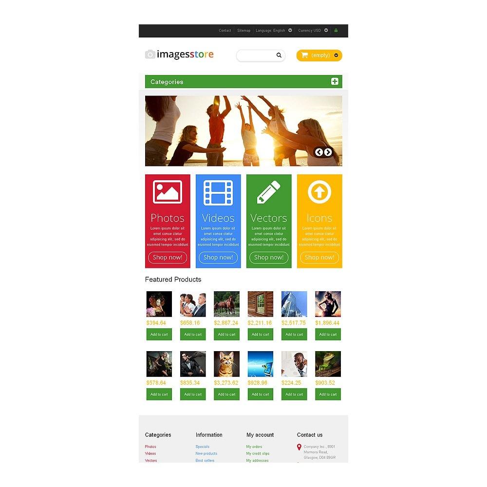 theme - Art & Culture - Responsive Image Store - 7