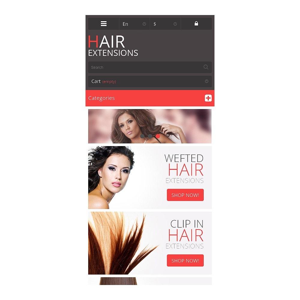 theme - Fashion & Shoes - Luxury Hair - 8