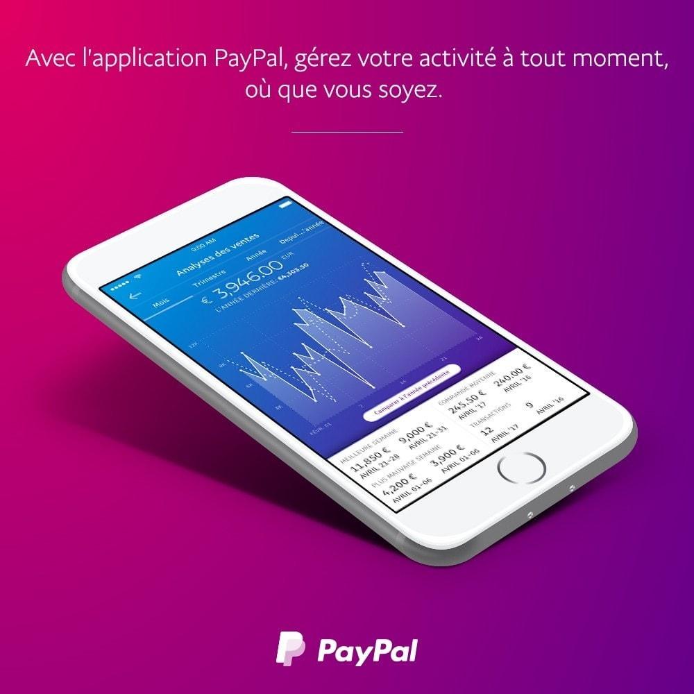module - Paiement par Carte ou Wallet - PayPal Officiel - 3