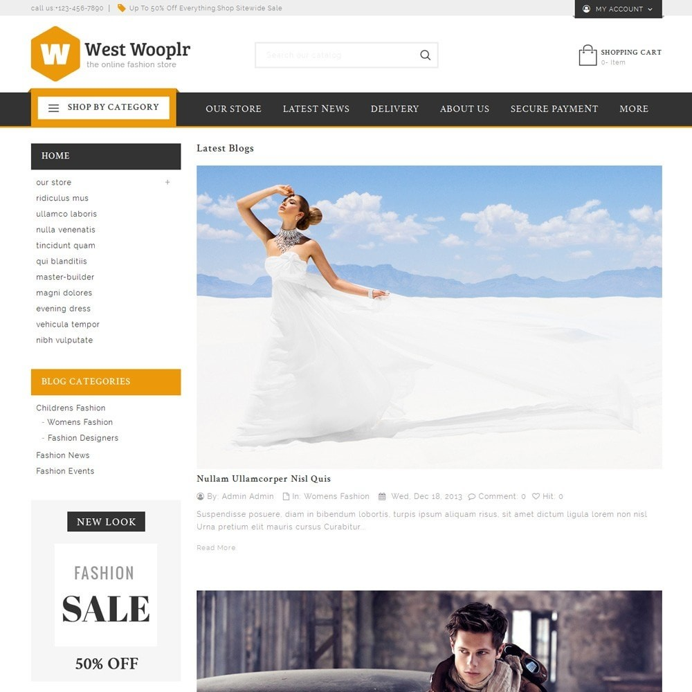 theme - Fashion & Shoes - West Wooplr - Fashion Market - 7