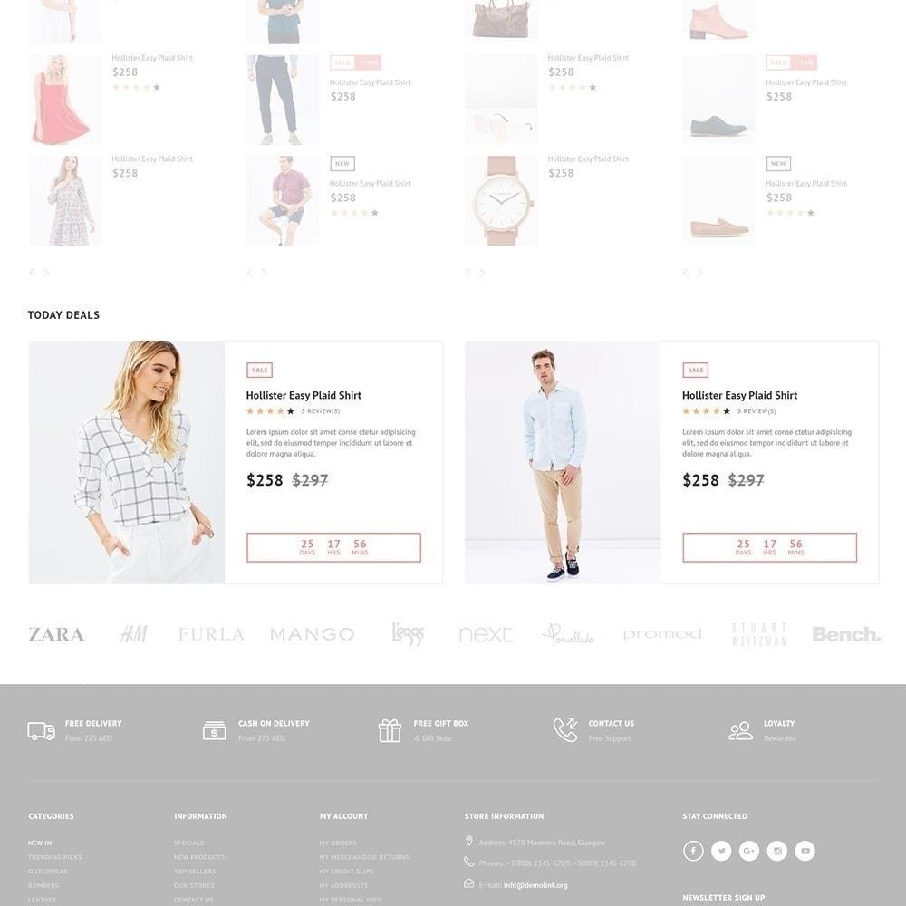 theme - Мода и обувь - Impresta - Fashion - 3