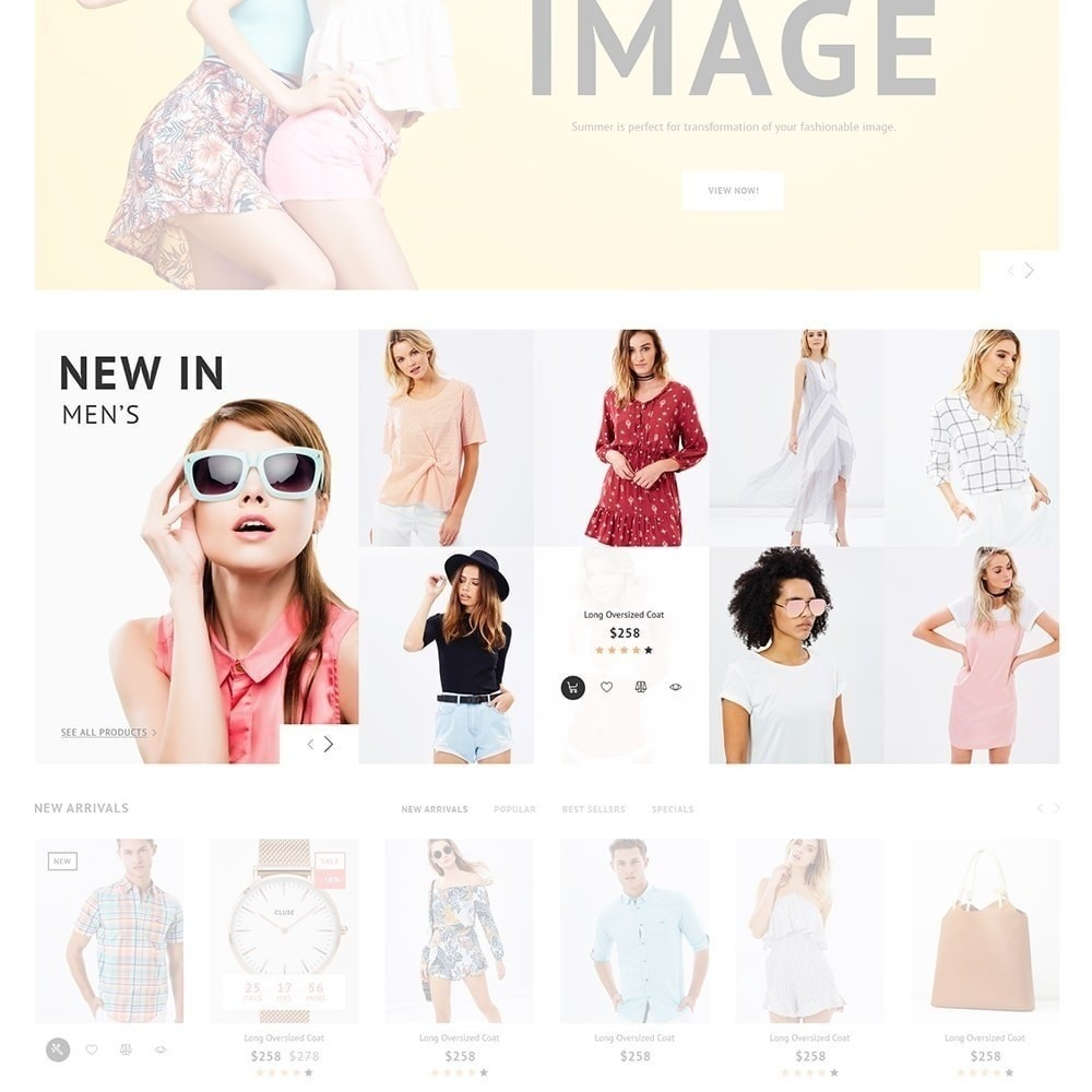 theme - Мода и обувь - Impresta - Fashion - 5