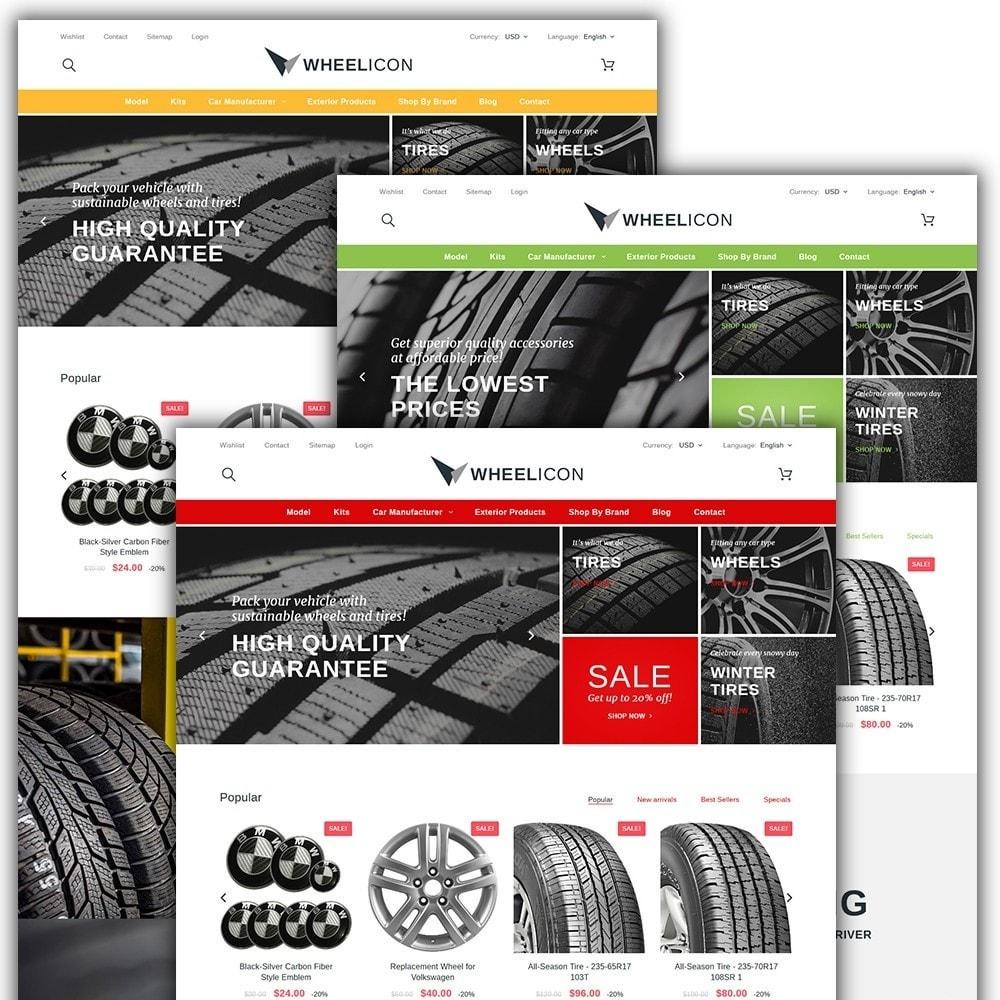 theme - Automotive & Cars - Wheelicon - 2