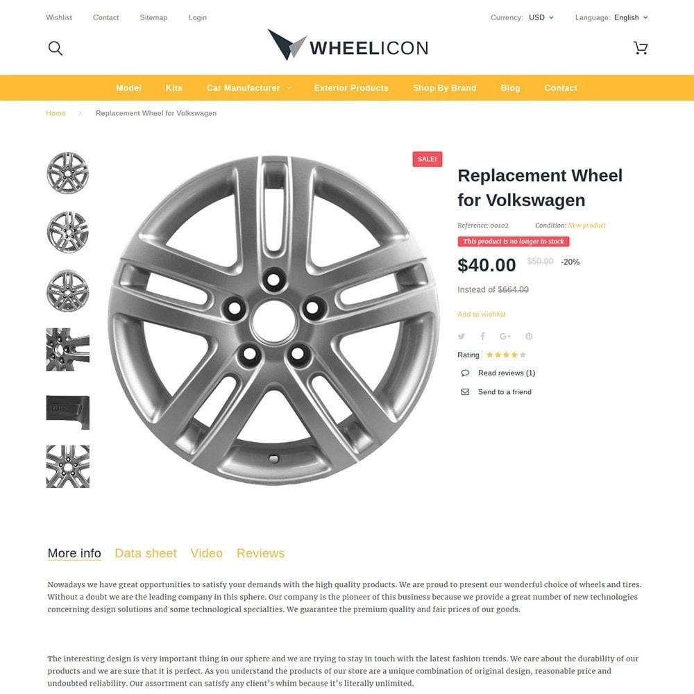 theme - Samochody - Wheelicon - 3