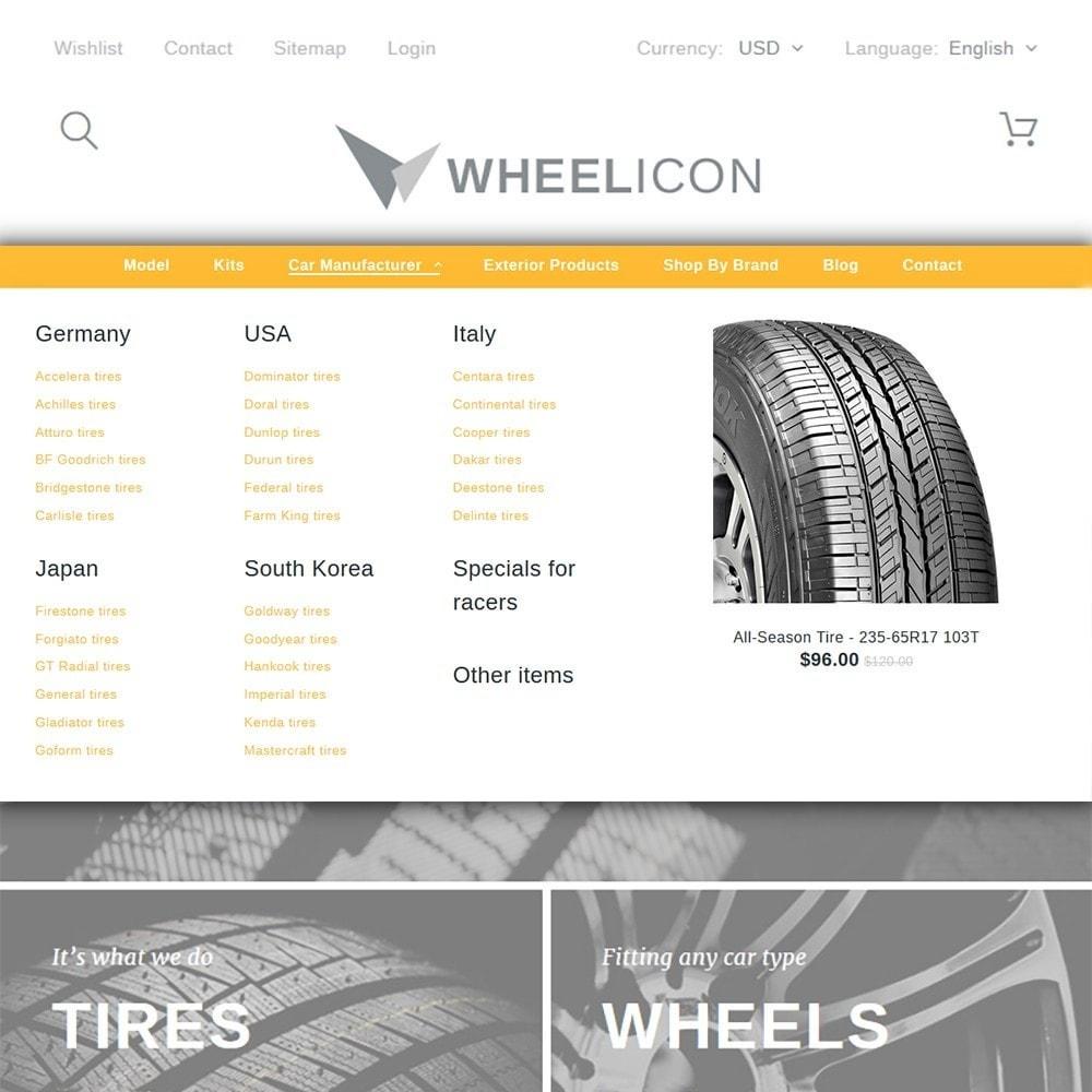 theme - Samochody - Wheelicon - 4