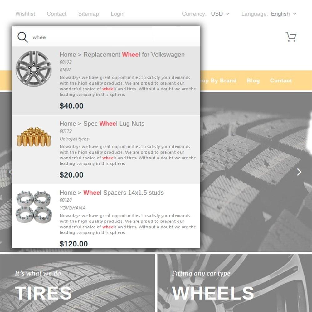 theme - Samochody - Wheelicon - 6