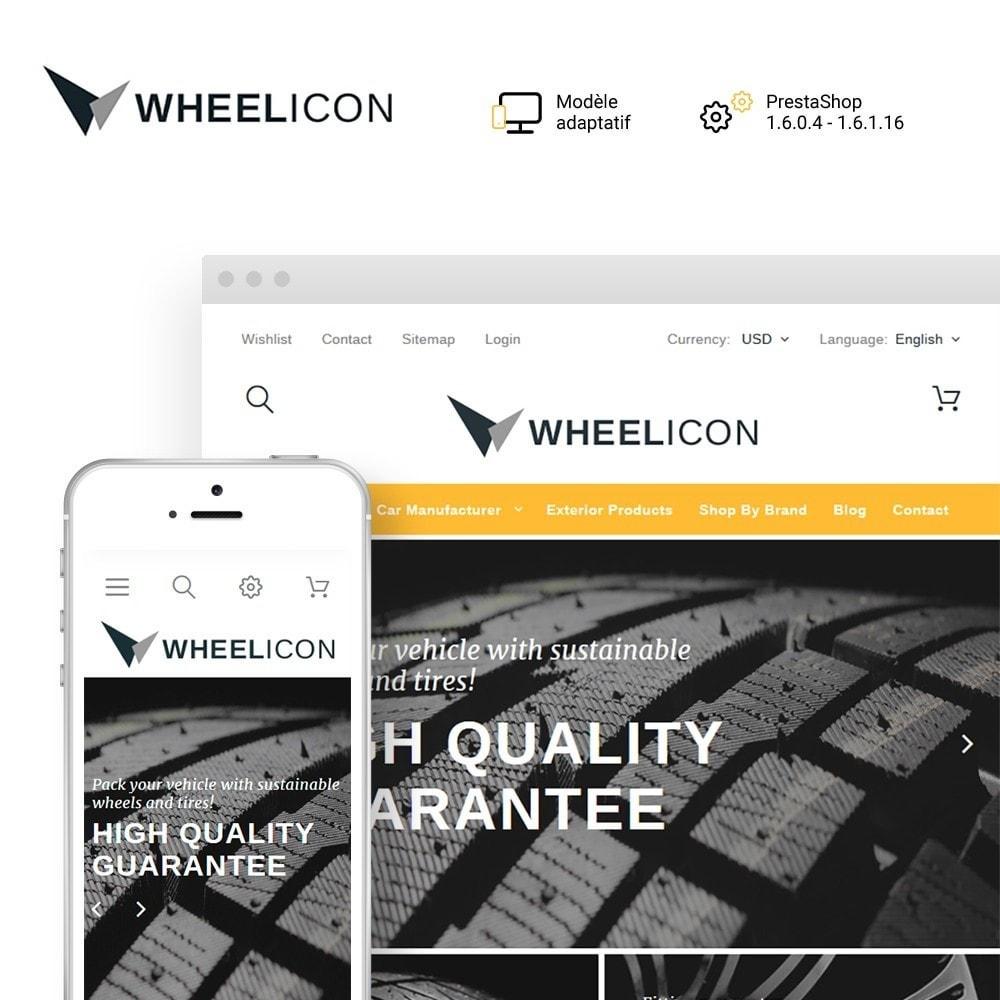 theme - Auto & Moto - Wheelicon - 1