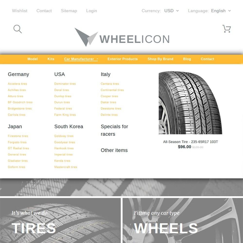 theme - Coches y Motos - Wheelicon - 4