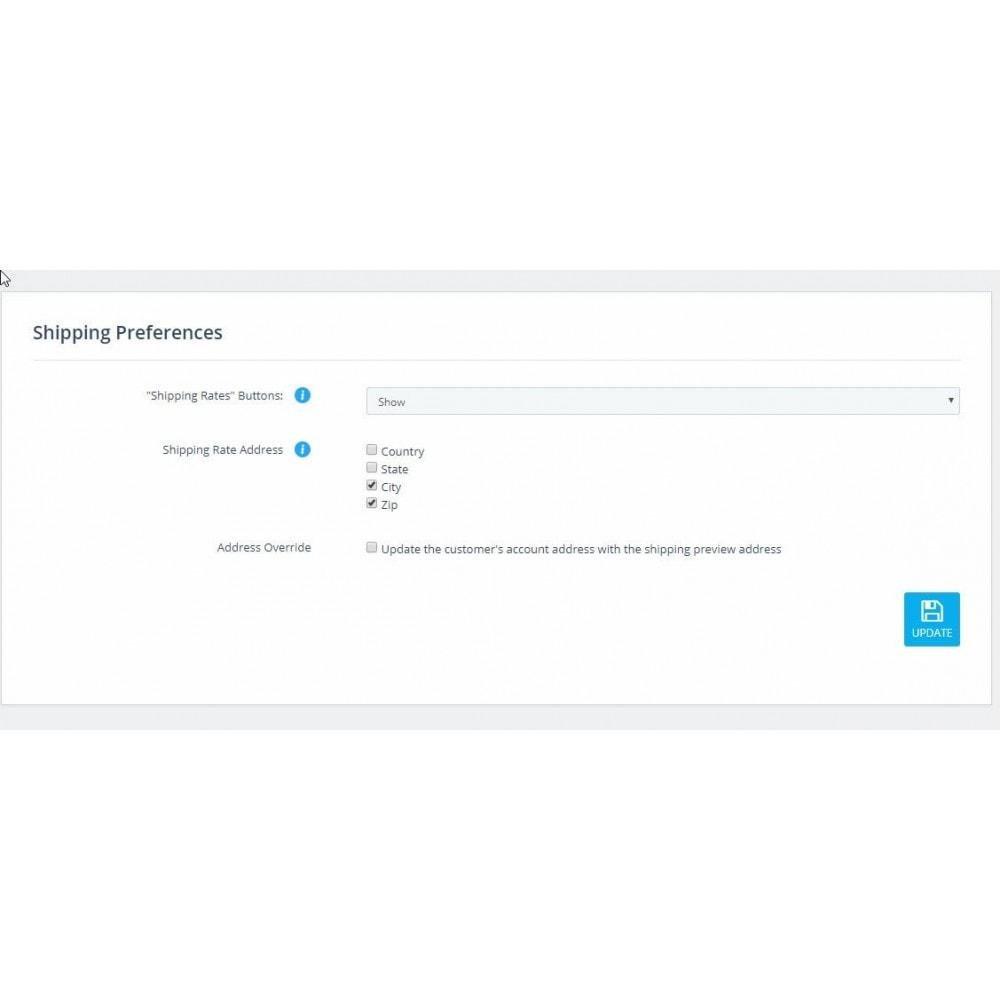module - Punto di raccolta & Ritiro in negozio - Localized Shipping (PS 1.7) - 4