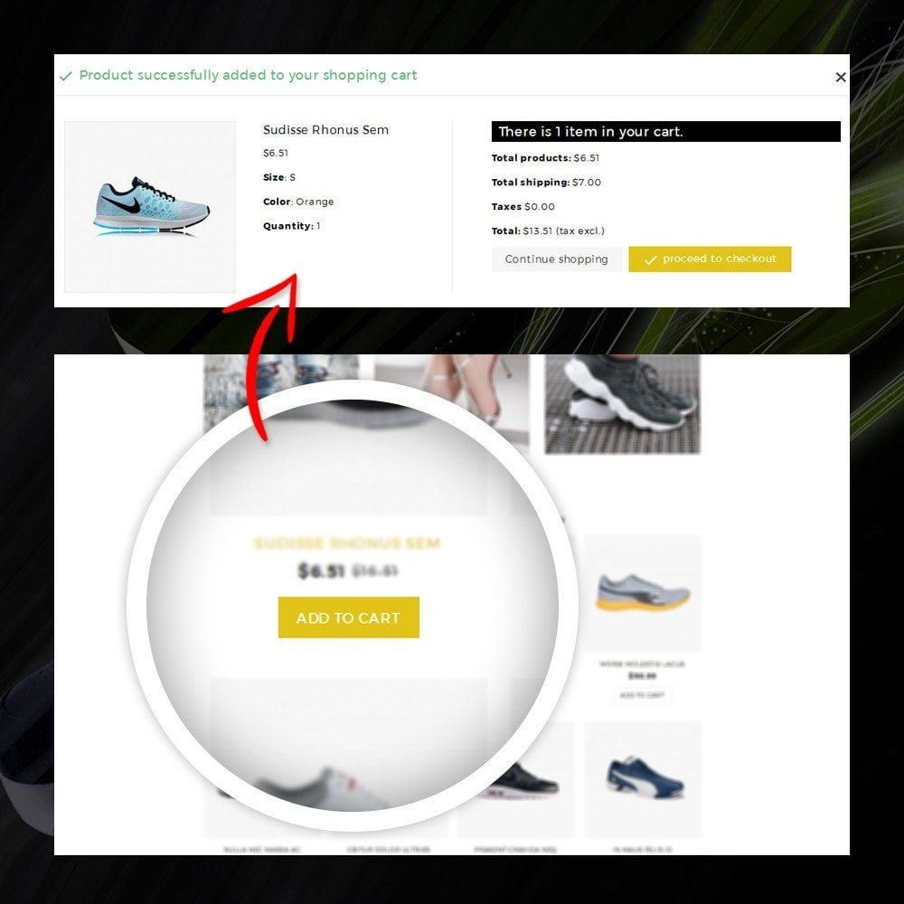 theme - Moda y Calzado - Dazzel - Shoes store - 5