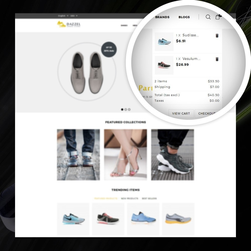 theme - Moda y Calzado - Dazzel - Shoes store - 6