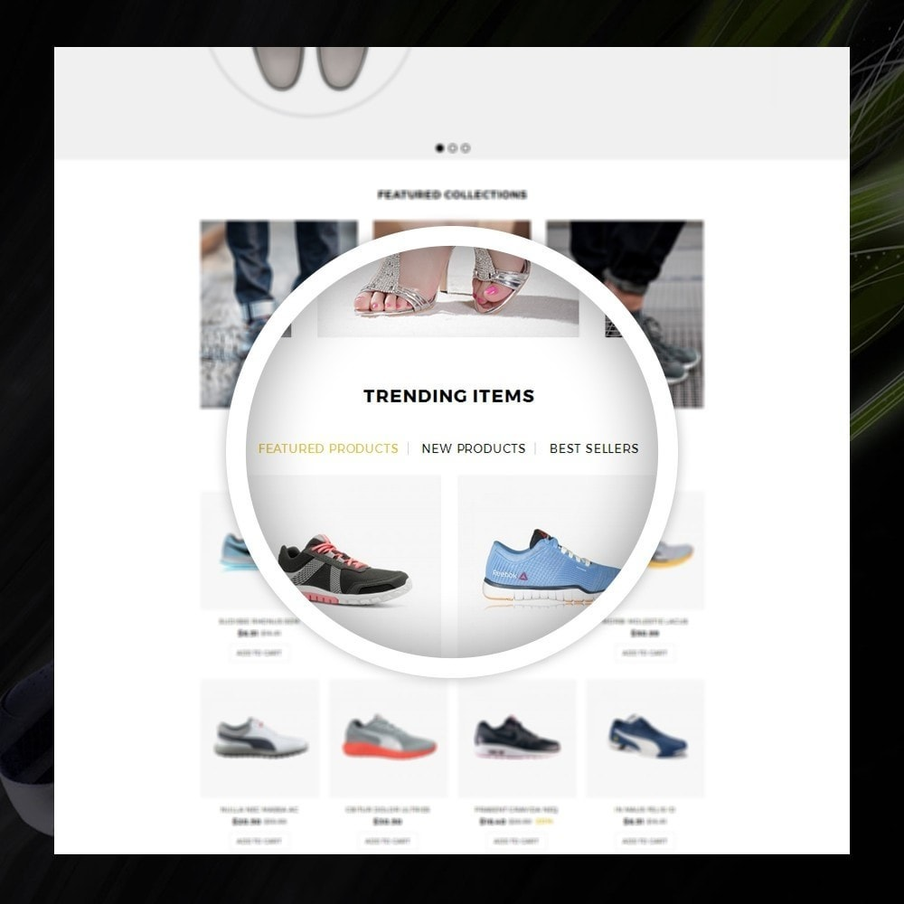 theme - Moda y Calzado - Dazzel - Shoes store - 9
