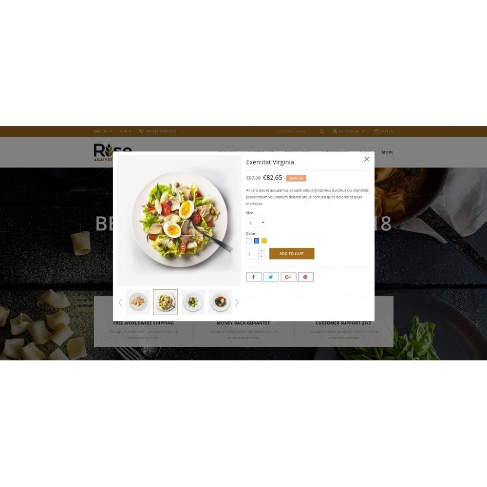 theme - Żywność & Restauracje - RISE - Food Store - 7