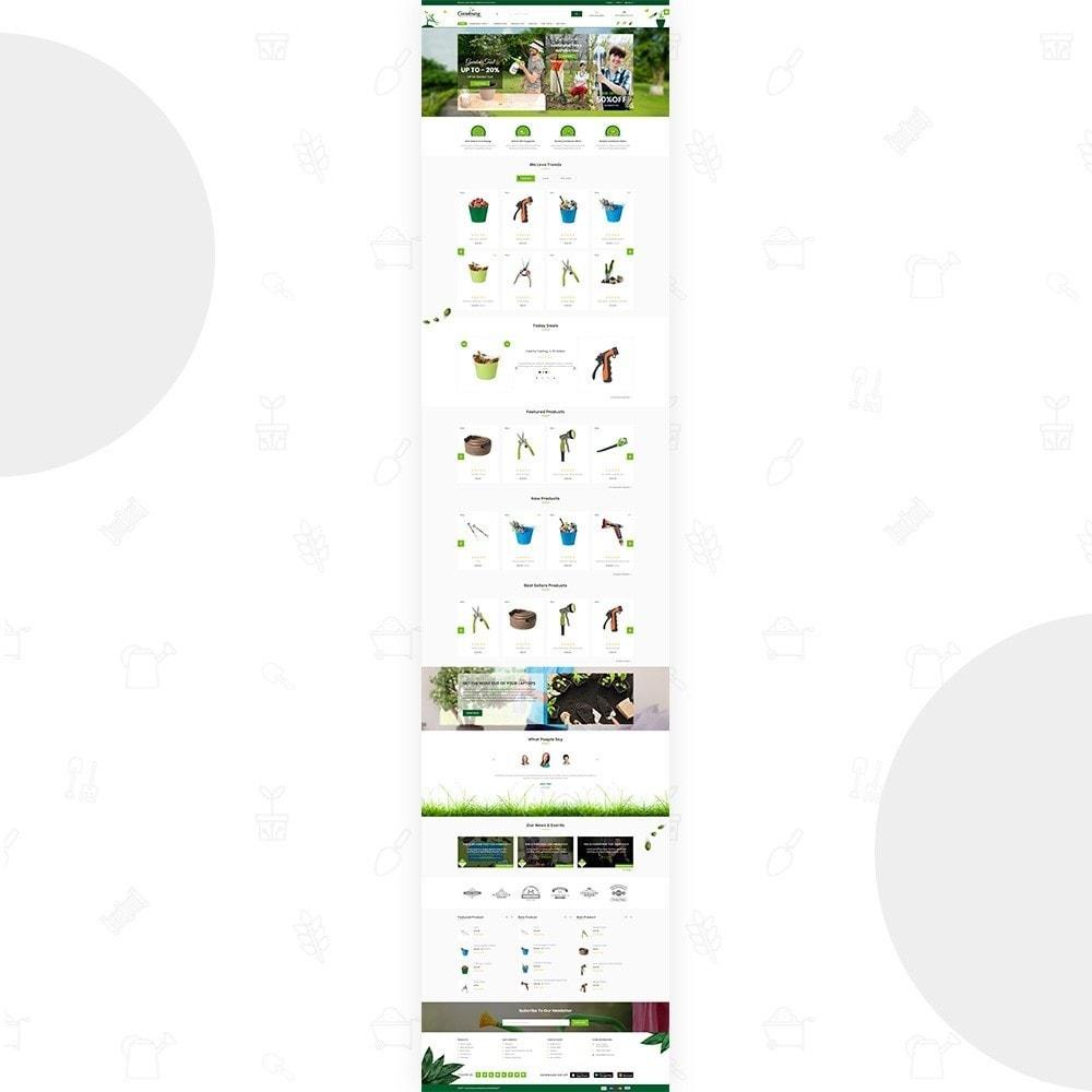 theme - Hogar y Jardín - Garding  – Garden Tool Store - 2