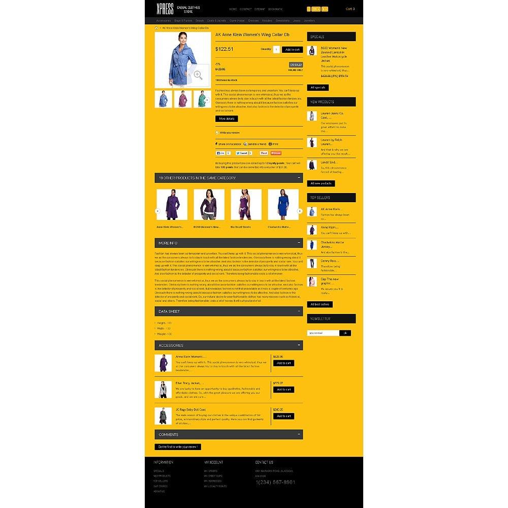 theme - Moda & Calzature - Clothing Boutique - 7