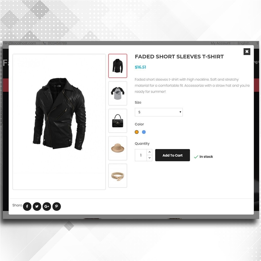 theme - Fashion & Shoes - Fashion Shop - 6