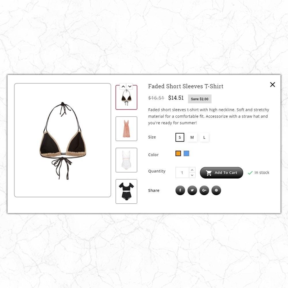theme - Lingerie & Volwassenen - LingerieCloth - Lingerie Store - 6