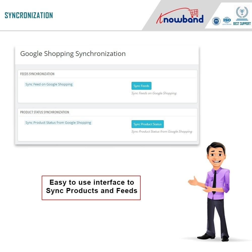 module - Price Comparison - Google Shopping (Google Merchant Centre) - 6