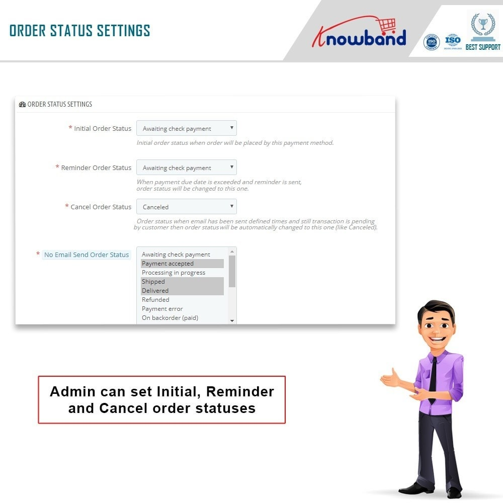 module - Payment by Invoice - Knowband - Invoice Bill Payment - 4
