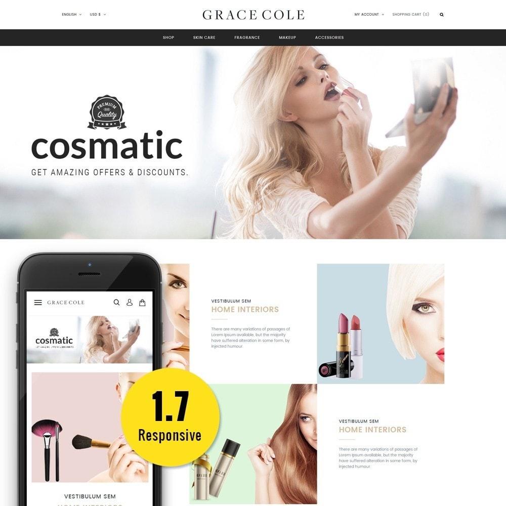 theme - Gezondheid & Schoonheid - Grace Cole Cosmetic Store - 1