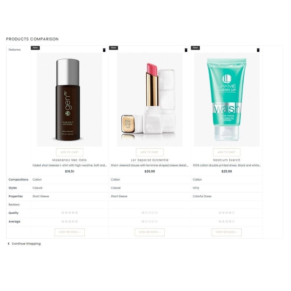 theme - Gezondheid & Schoonheid - Grace Cole Cosmetic Store - 9