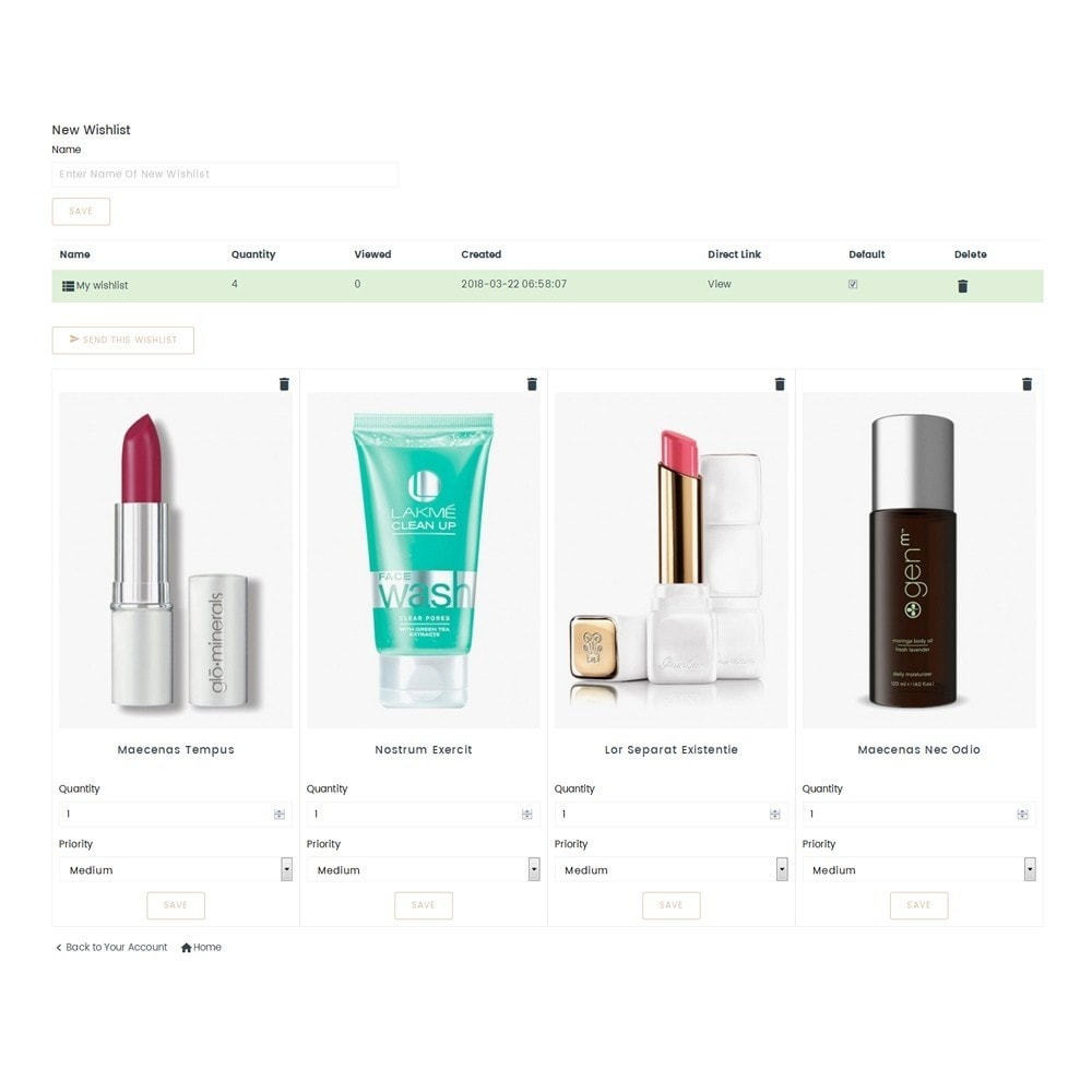theme - Santé & Beauté - Grace Cole Cosmetic Store - 10