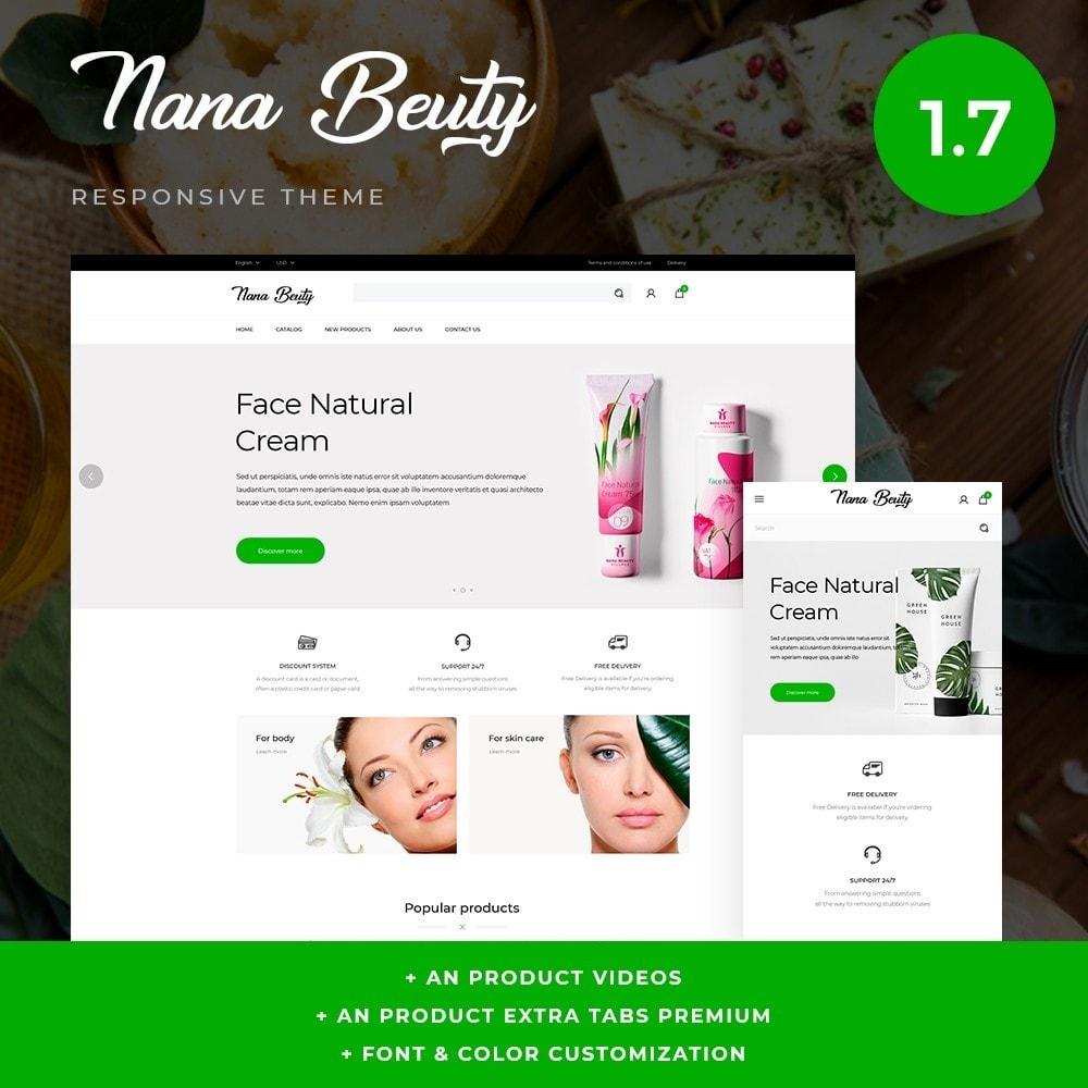 theme - Gezondheid & Schoonheid - Nana Beuty Cosmetics - 1