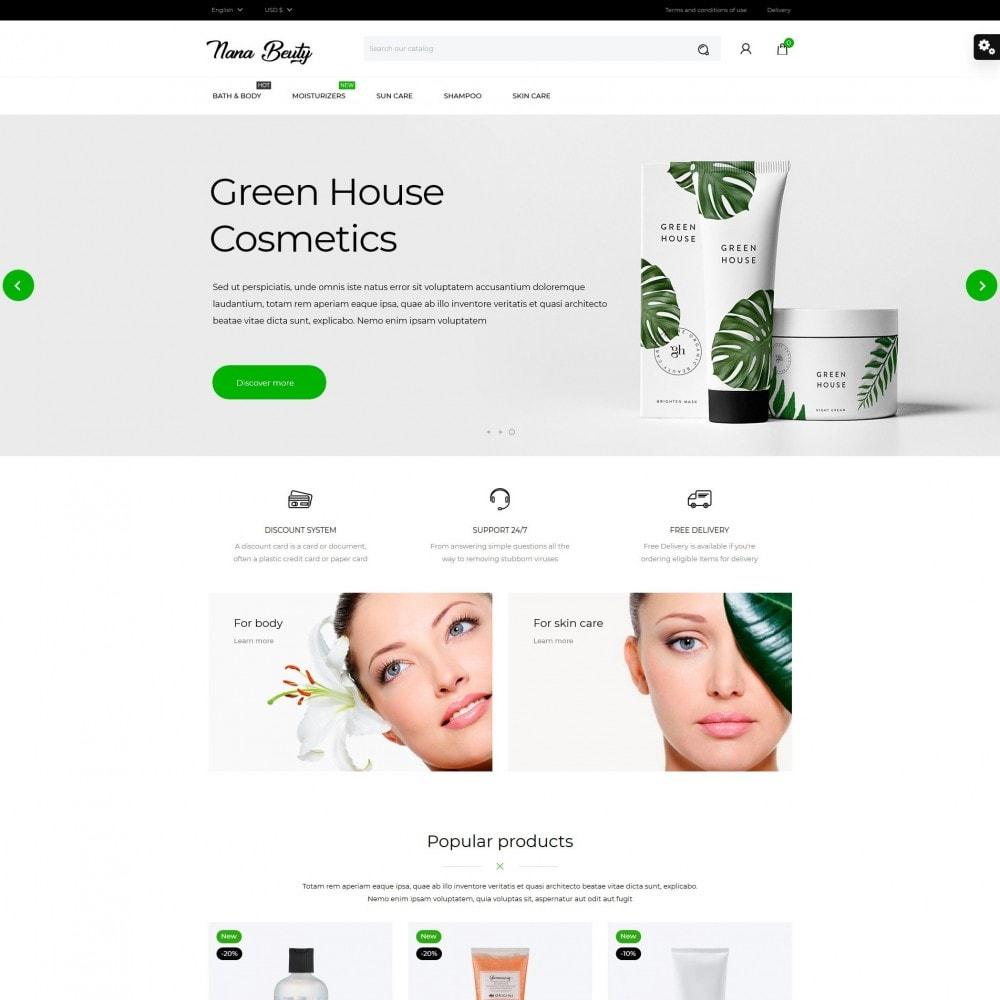theme - Gezondheid & Schoonheid - Nana Beuty Cosmetics - 2