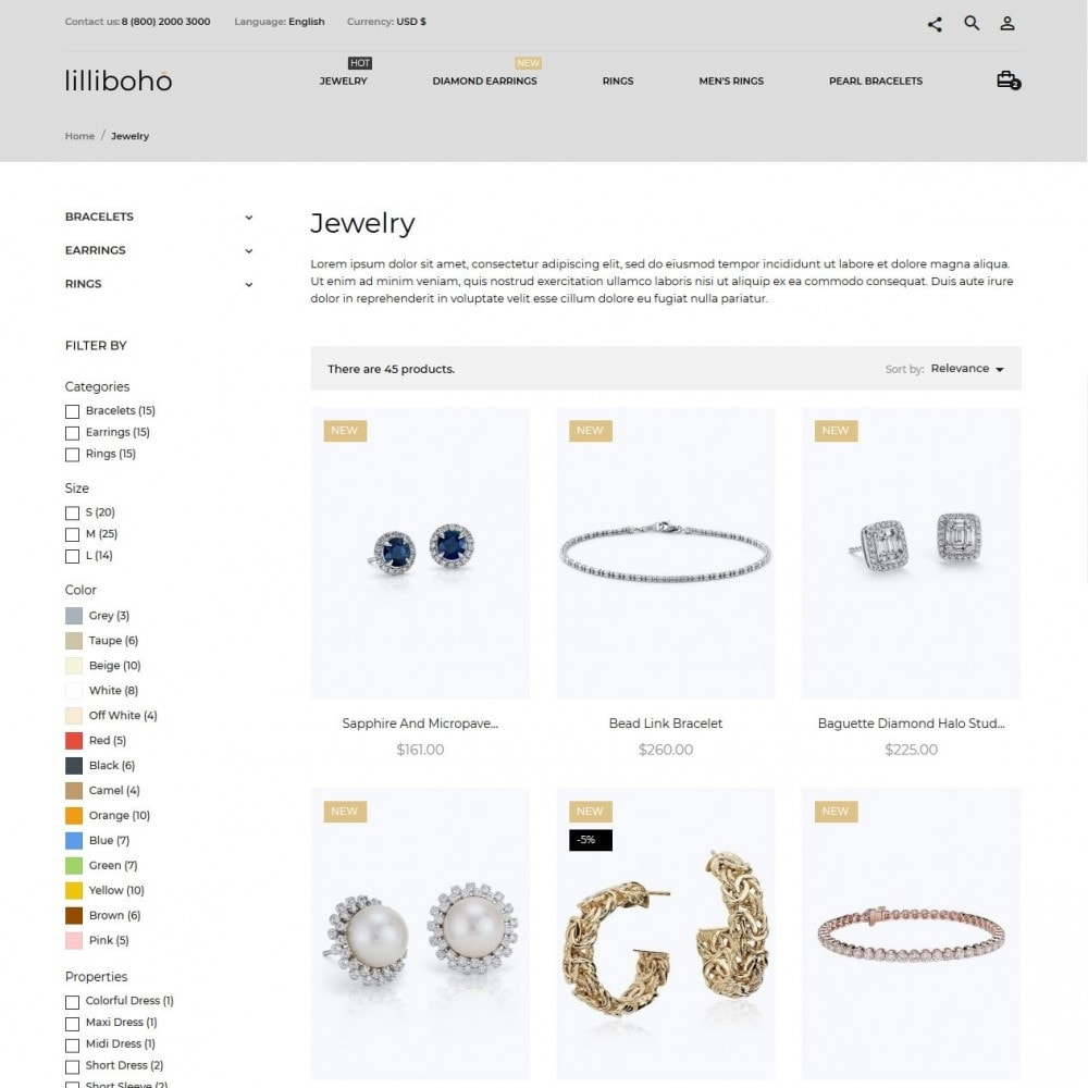 theme - Jewelry & Accessories - lilliboho - 5