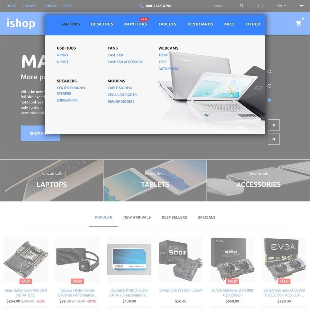 theme - Электроника и компьютеры - iShop - Computer Store - 5