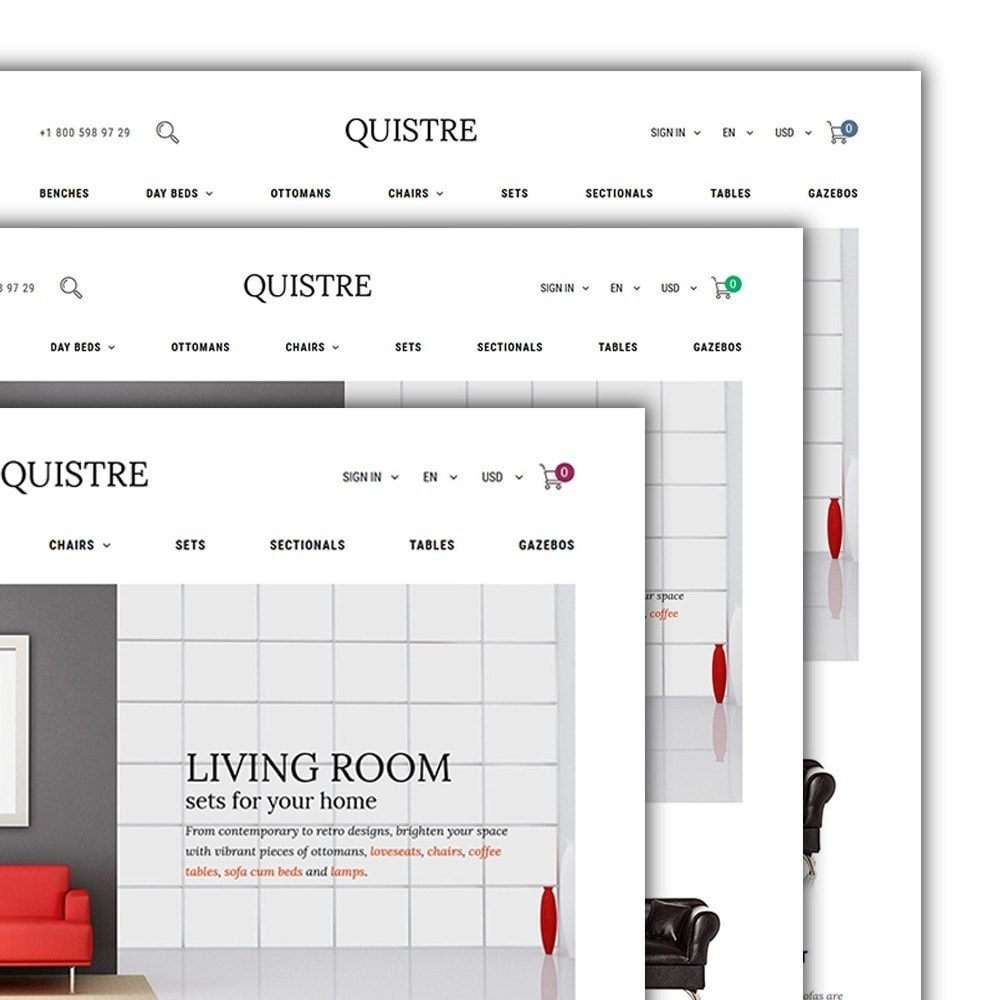 theme - Huis & Buitenleven - Quistre - Interior - 2