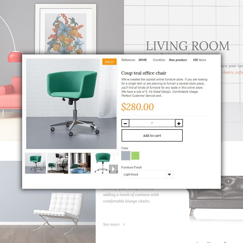 theme - Huis & Buitenleven - Quistre - Interior - 4