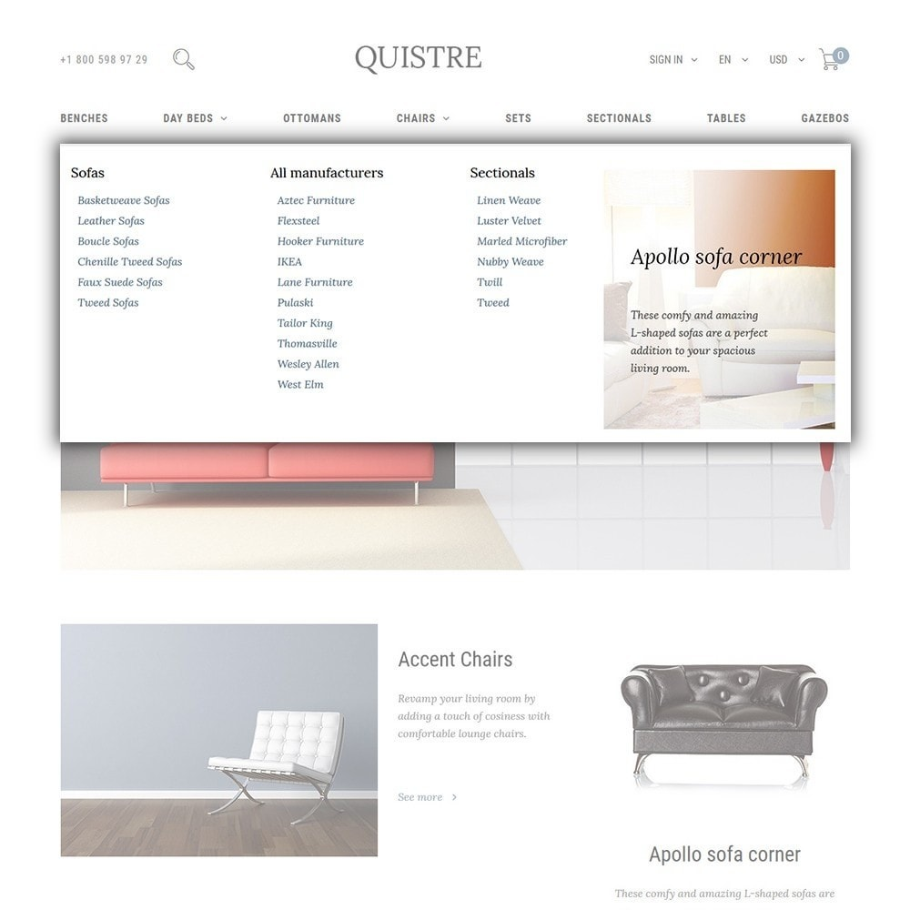 theme - Huis & Buitenleven - Quistre - Interior - 5