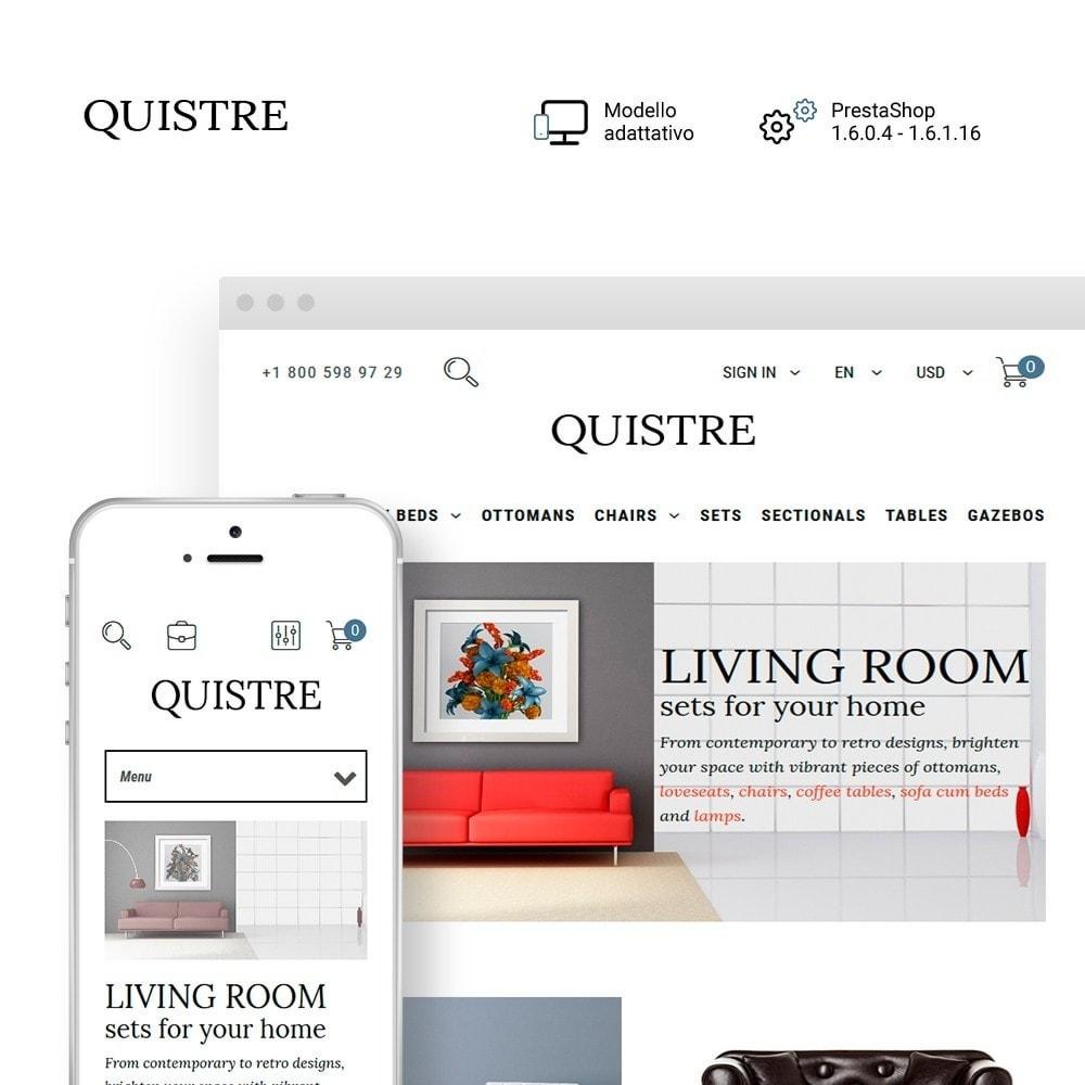 theme - Casa & Giardino - Quistre - Interior - 1