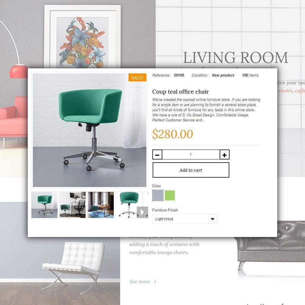 theme - Casa & Giardino - Quistre - Interior - 4