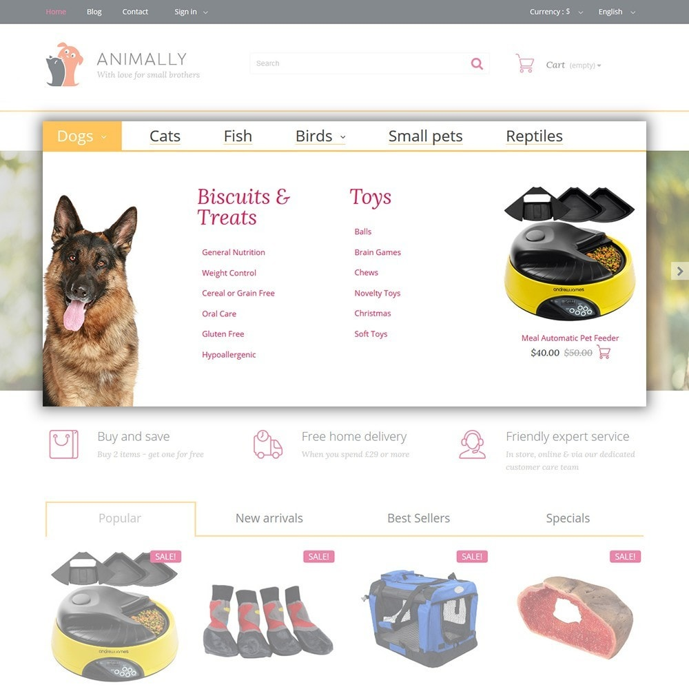 theme - Animais - Animally - Animals & Pets - 4