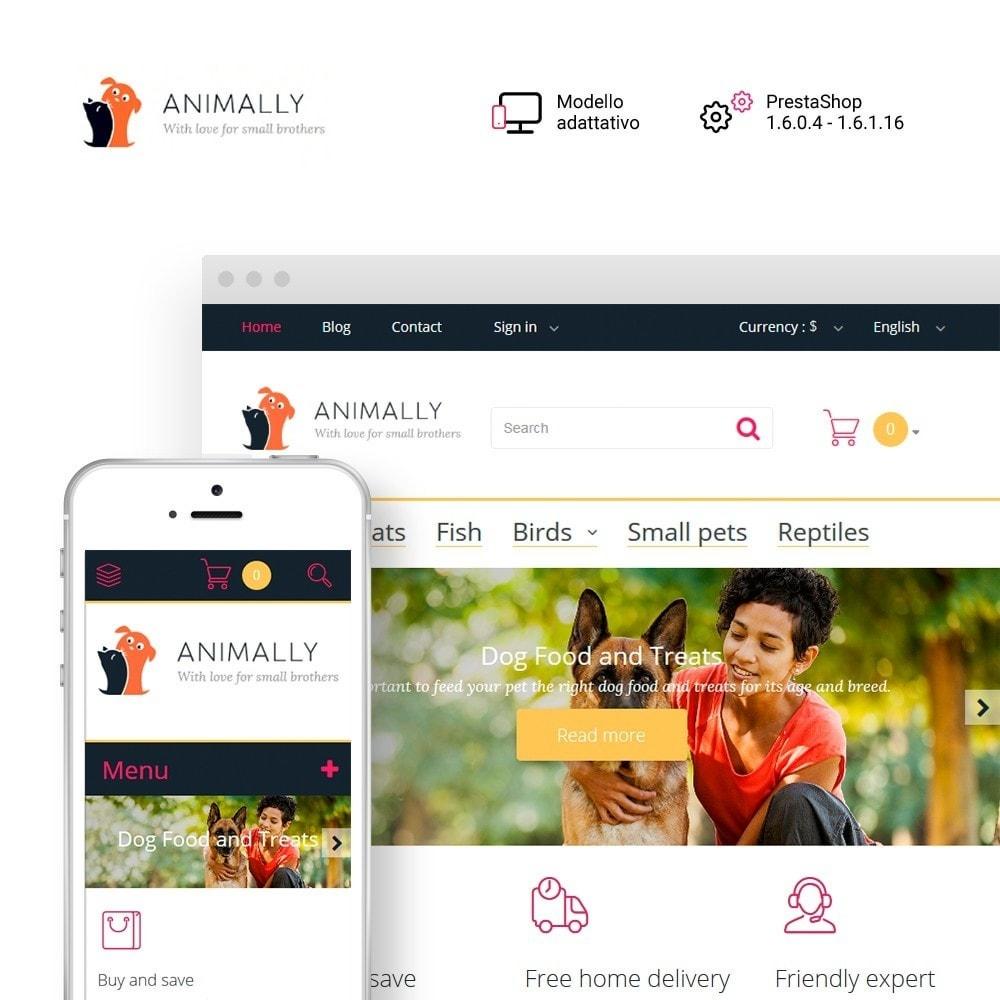 theme - Animali - Animally - Animals & Pets - 1
