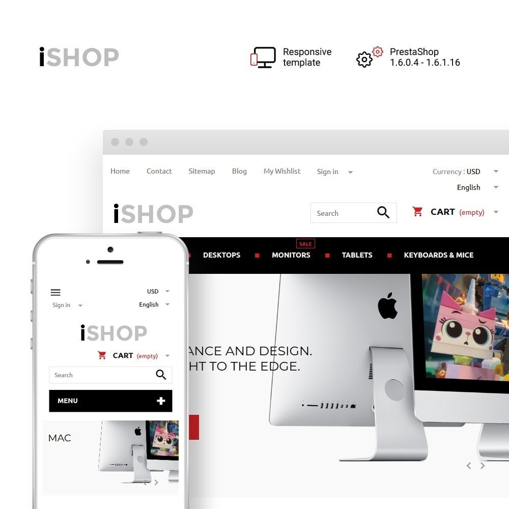 theme - Electronics & Computers - iShop - 1
