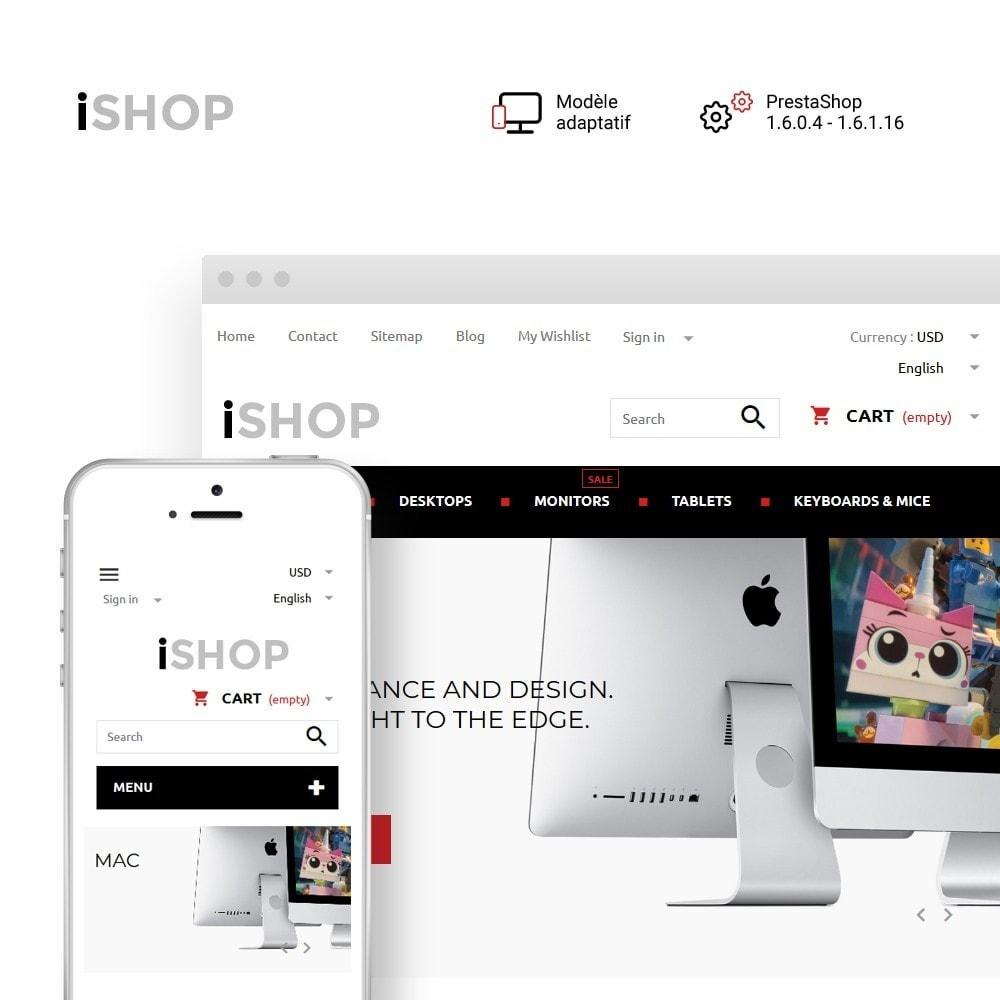 theme - Electronique & High Tech - iShop - 1